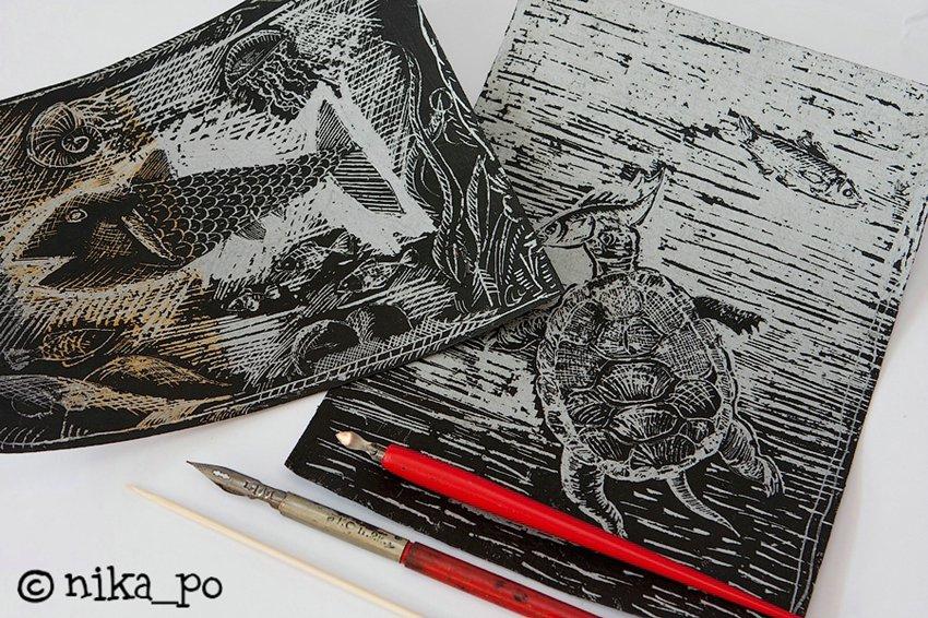 Идеи для гравюры